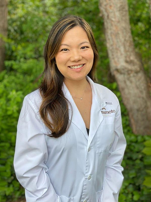 Dr. Stefanie Hamamoto