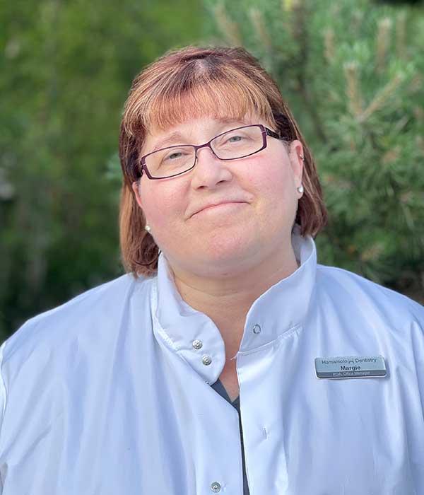 Margie - Office Manager - Hamamoto Dentistry